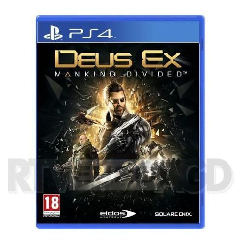 Deus Ex Mankind Divided (PS4)