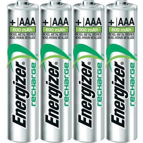 4 x akumulatorki Energizer R03/AAA Ni-MH 800mAh Extreme - produkt z kategorii- Akumulatorki