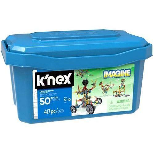 Knex Klocki Strefa Tworzenia 470 el K'NEX Imagine