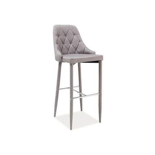 Signal Hoker, krzesło barowe trix h-1 grey