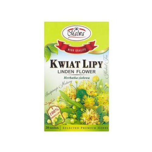 Malwa Herbatka ziołowa kwiat lipy ex'20