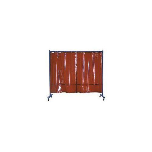 Kemper Spawalnicza ścianka ochronna, ruchoma,wersja 1-częściowa, wys. x szer. 1900 x 2100 mm