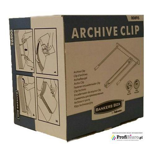 klipsy archiwizacyjne - opak. 100 szt. marki Fellowes
