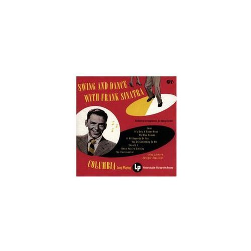 Swing & Dance With Frank Sinatra, SNY64852.2