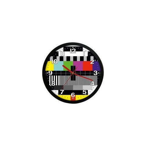 Atrix Zegar ścienny solid sygnał kontrolny tv