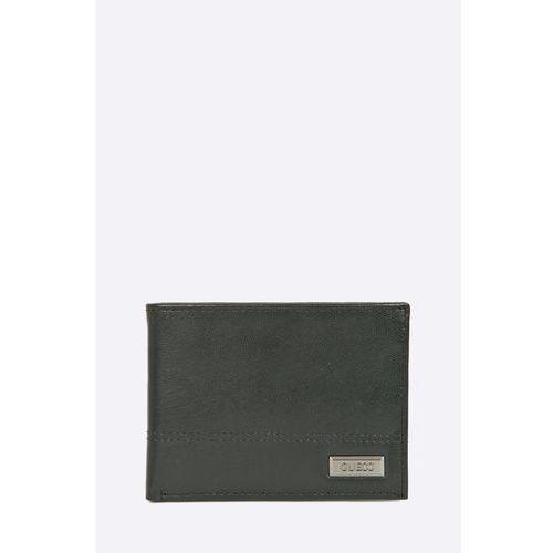 Guess Jeans - Portfel skórzany Morgan Flat