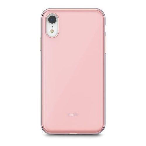 iglaze etui obudowa iphone xr (taupe pink) marki Moshi