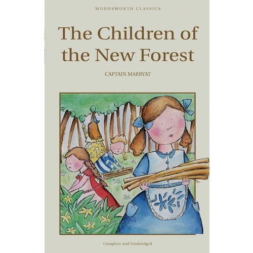 The Children of the New Forest (9781853261107)