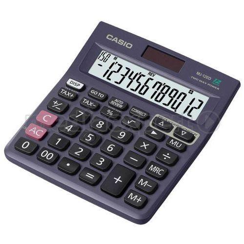 Artykuły biurowe Kalkulator casio mj-120d