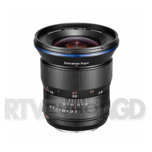Laowa D-Dreamer 15 mm f/2,0 Zero-D do Nikon Z