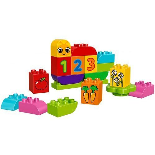 Lego DUPLO Moja pierwsza gąsieniczka (my first caterpillar) 10831