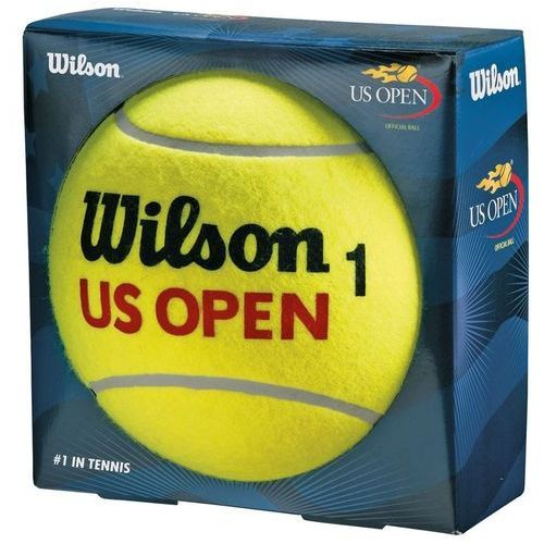 Piłka tenis ziemny Wilson Us Open Jumbo ball 1 sztuka 2096U