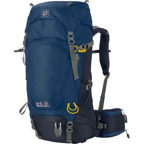 Jack wolfskin highland trail 34 plecak podróżny ocean wave