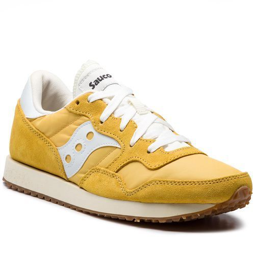 Sneakersy - dxn trainer vintage s60369-31 yel/wht marki Saucony