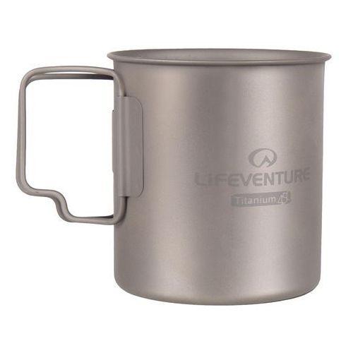 Kubek turystyczny tytanowy Lifeventure Titanium Mug (5031863095198)