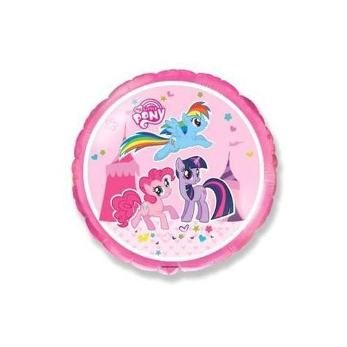 Flx Balon foliowy my little pony 18'' 1szt (8435102301809)