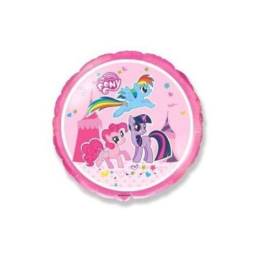 Twojestroje.pl Balon foliowy my little pony 18'' 1szt (8435102301809)
