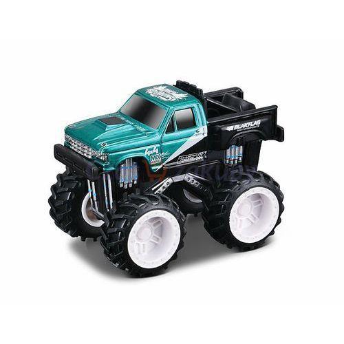 Maisto Dirt Demons Monster Trucks Off Road Warrior - zielony