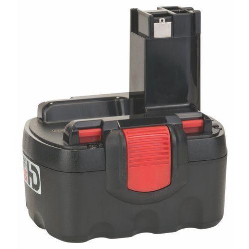 Akumulator Bosch Professional akcesoria 2607335686 14,4 V-O-Pack HD, 2.6 AH, akumulator niklowo-metalowo-wodorkowy, 2607335686