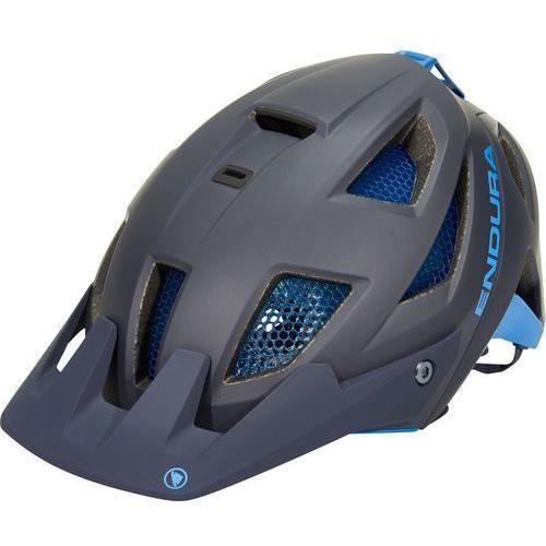 Endura mt500 koroyd kask rowerowy niebieski/czarny m-l 2019 kaski rowerowe
