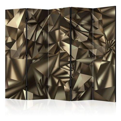 Parawan 5-częściowy - abstrakcyjna symetria ii [parawan] marki Artgeist