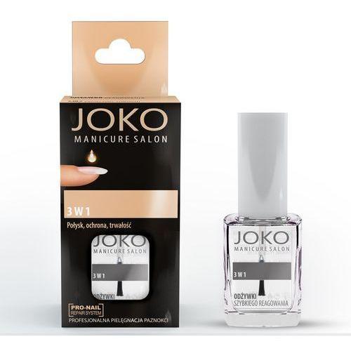 Joko Manicure Salon Odżywka do paznokci 3w1 10 ml - JOKO (5903216401294)