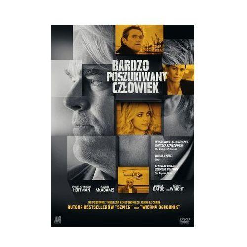 Bardzo poszukiwany człowiek [DVD] - wydanie z książką - Anton Corbijn (9788364076169)