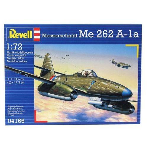 Model do sklejania messerschmitt me 262 a-la marki Revell