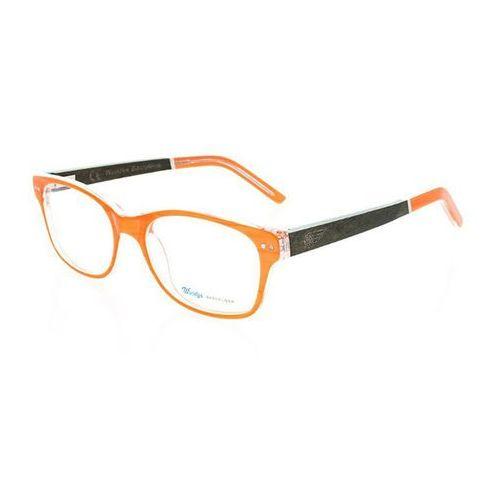 Okulary korekcyjne monti 02 marki Woodys barcelona