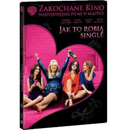 JAK TO ROBIA SINGLE (DVD) ZAKOCHANE KINO