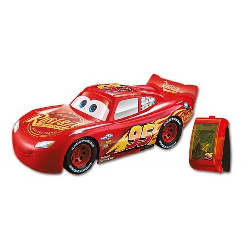 Mattel Cars Auta 3 Zygzak McQueen Sterowany kierowcą FGN51
