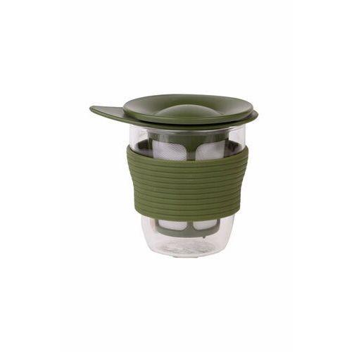 zaparzacz do herbaty Hario Handy Tea Maker Zielony 200ml (4977642140752)