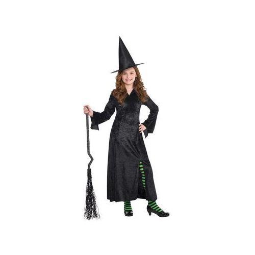 Sukienka czarownicy dla dziewczynki marki Amscan