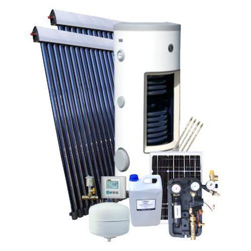 Zestaw solarny autonomiczny CWU FOTTON KOMFORT 300A