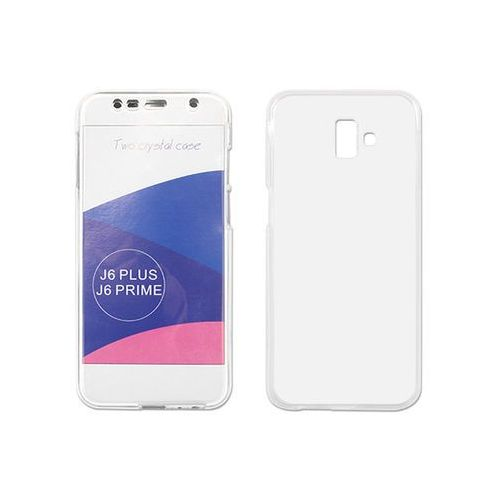 Samsung Galaxy J6 Plus - etui na tablet Full Body Slim - przezroczysty