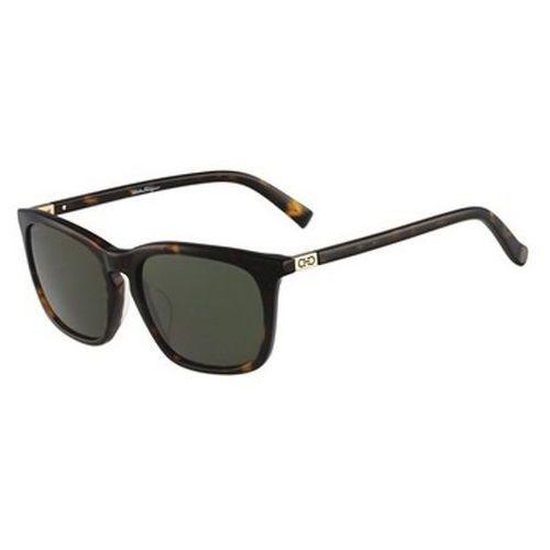 Okulary Słoneczne Salvatore Ferragamo SF 743SA 214