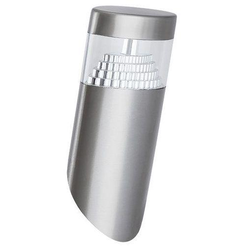 Rabalux Kinkiet detroit 8141 lampa ogrodowa zewnętrzna 1x6w led ip44 inox (5998250381411)