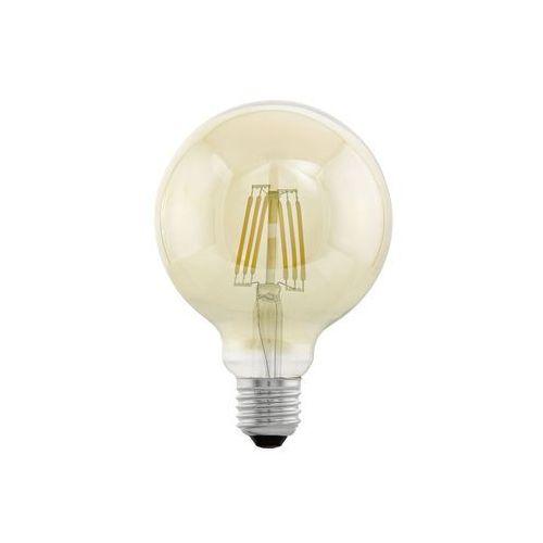 LED żarówka VINTAGE G95 E27/4W/230V - Eglo 11522