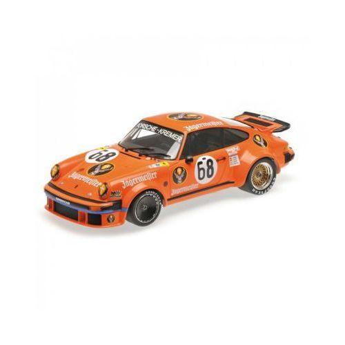 Minichamps Porsche 934 herve poulain #68 poulain/feitler/holup/doren 24h le mans 1978 - darmowa dostawa!!! (4012138142480)