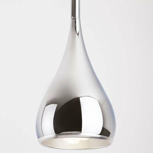 Lampa wisząca vigo p0201 metalowa oprawa zwis kropla łezka chrom marki Maxlight