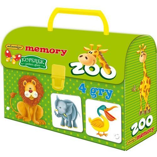 Kuferek - zoo memory marki Adamigo
