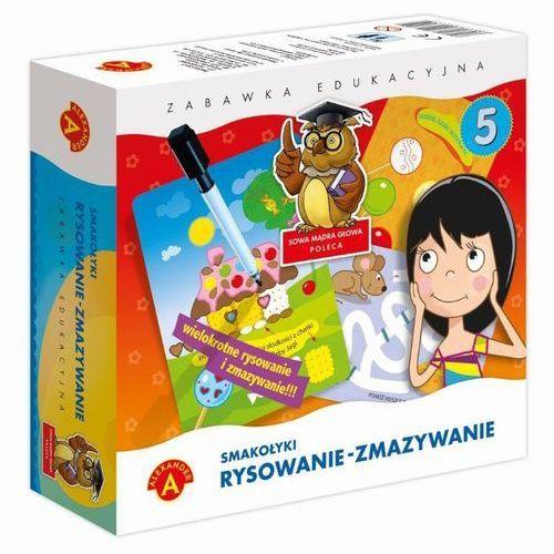 Zabawka ALEXANDER Rysowanie-Zmazywanie Smakołyki, 5_533611