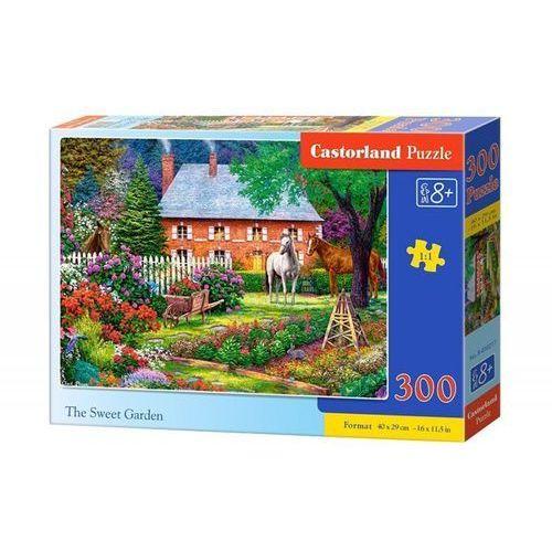 300 ELEMENTÓW Ogród