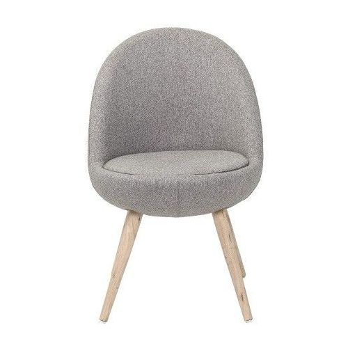 Krzesło stołowe Augusta, szare - Bloomingville, 50195485