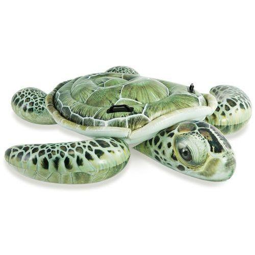 Intex zabawka do pływania dmuchany żółw 191 x 170cm 57555 (6941057402994)