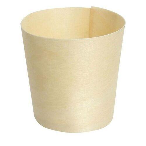 Brzozowe kubeczki | 100 szt. | 4(Ø)x(H)4cm