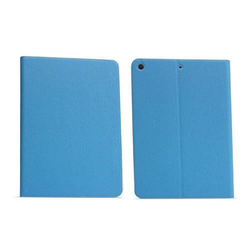 Apple iPad (2017) - etui na tablet Flex Book - niebieski, kolor niebieski