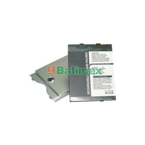 Era MDA II / AHTXD2SN 2400mAh Li-Polymer 3.7V powiększony srebrny (Batimex), PDA154