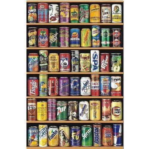 Educa - Cans Miniature - puzzle, 1000 elementów - Educa (8412668148352)