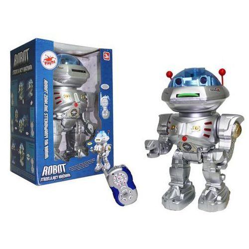 Brimarex BRIMAREX Robot strzelający krążkamiI (5907791524454)